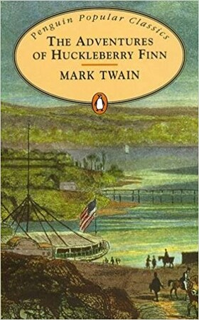 Adventures of Huckleberry Finn (9780140623185)