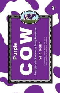 Purple Cow Transform Your Business by Being Remarkable (9780141016405)