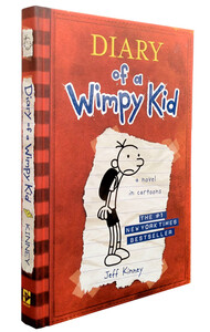 Diary of a Wimpy Kid Book1 (9780141324906)