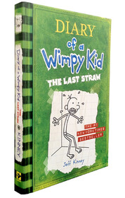 Diary of a Wimpy Kid Book3: The Last Straw