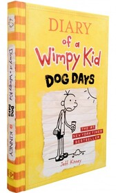 Diary of a Wimpy Kid Book4: Dog Days