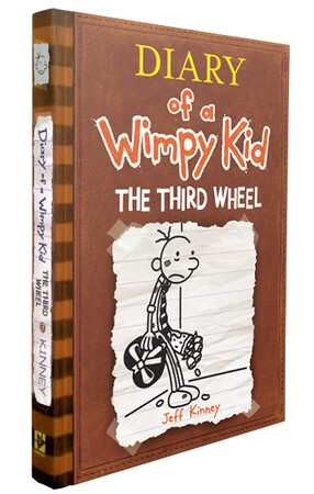 Diary of a Wimpy Kid Book7: The Third Whell (9780141345741)