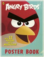 Angry Birds Poster Book - Angry Birds