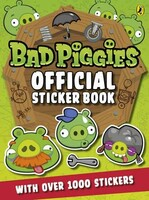 Angry Birds: Bad Piggies Official Sticker Book - Angry Birds