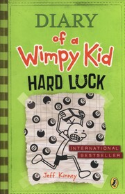 Diary of a Wimpy Kid Book8: Hard Luck