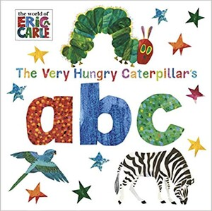 Very Hungry Caterpillar's,The. ABC
