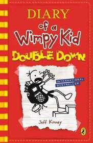 Diary of a Wimpy Kid Book11: Double Down [Paperback]