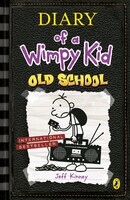 Diary of a Wimpy Kid Book10: Old School