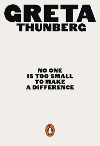 No One Is Too Small to Make a Difference [Penguin]
