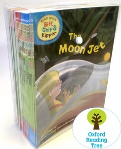 Phonics and First Stories: Read with Biff, Chip and Kipper Levels 4-6 - 25 Books (Oxford Reading Tree)