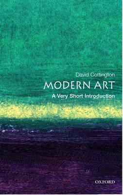 Фото Modern Art - A Very Short Introduction.