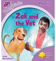 Zak and the Vet