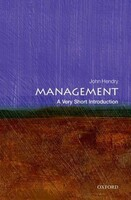 Management A Very Short Introduction - A Very Short Introduction