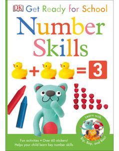 Skills For Starting School Number Skills