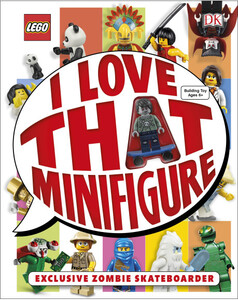 LEGO® I Love That Minifigure!