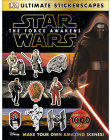 Star Wars™: The Force Awakens Ultimate Stickerscapes