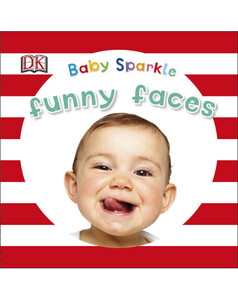 Baby Sparkle Funny Faces