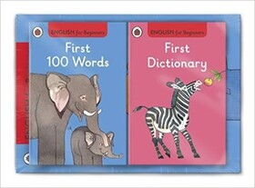 English for Beginners: Pack 2 (First 100 Verbs + Counting, Colours, Shapes + Time, Seasons, Weather)