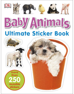 Baby Animals Sticker Book