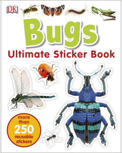 Bugs Ultimate Sticker Book - Dorling Kindersley