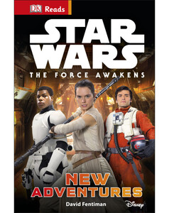 DK Reads: Star Wars: The Force Awakens: New Adventures (eBook)