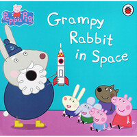 Grampy Rabbit in Space