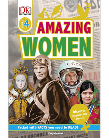 Amazing Women - Dorling Kindersley