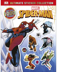 Spider-Man Ultimate Sticker Collection