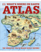 What's Where on Earth? Atlas (eBook)