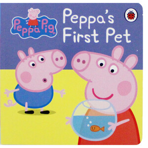 Peppa Pigs First Pet Story