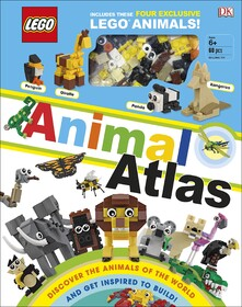 LEGO Animal Atlas [Hardcover]