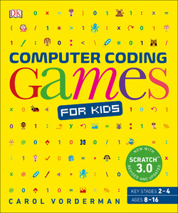 Computer Coding Games for Kids (9780241317747)