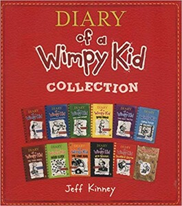 Diary of a Wimpy Kid 12 Book Slipcase (9780241342800)