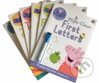 Peppa Pig: Wipe Clean Collection