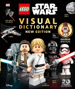LEGO® Star Wars Visual Dictionary New Edition