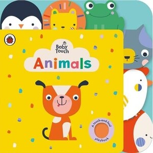 Animals - Baby Touch (9780241379141)