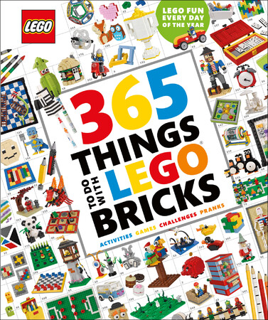 Фото 365 Things to Do with LEGO Bricks.