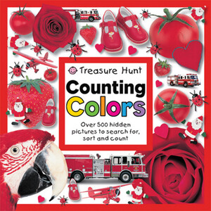 Seek and Find Counting Colors
