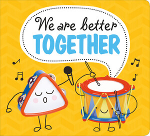 We are Better Together (Small Format)