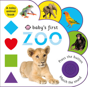 Baby's First Sound Book: Zoo