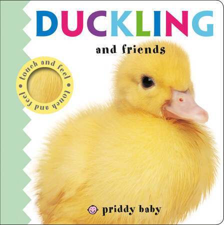 Duckling and Friends Touch and Feel