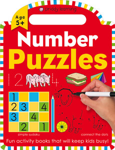 Priddy Learning: Number Puzzles