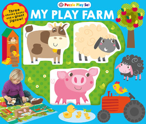 Puzzle Play Set: MY PLAY FARM