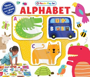 Puzzle Play Set: ALPHABET