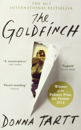 The Goldfinch [Paperback]
