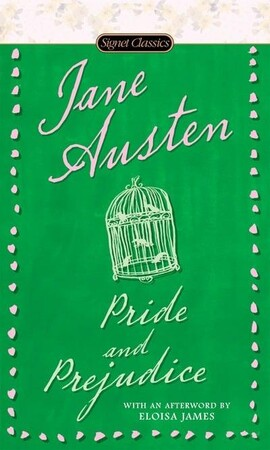 Фото Pride and Prejudice (Jane Austen, Margaret Drabble, Eloisa James) (9780451530783).