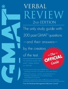 Official Guide for GMAT Verbal Review, 2nd Edition [Wiley]