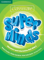 Super Minds 2 Classware CD-ROM (1) and Interactive DVD-ROM (1)