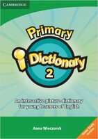 Primary i - Dictionary 2 Low elementary CD-ROM (home user)
