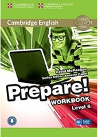 Cambridge English Prepare! Level 6 WB with Downloadable Audio